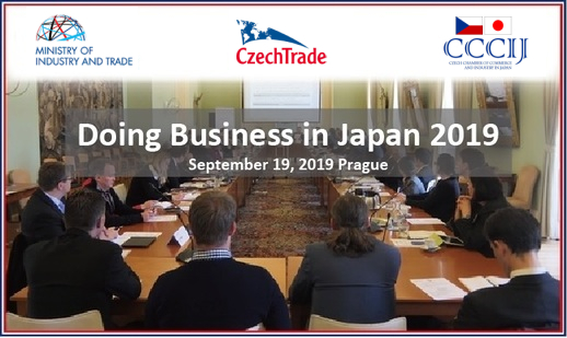 Top news from the Czech Chamber of Commerce and Industry in Japan